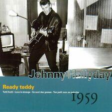Johnny Hallyday - Vol. 40 : Ready Teddy - CD Coffret Guitare - Rare