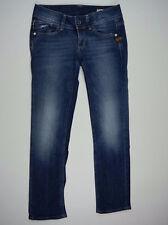 G-Star Raw LYNN STRAIGHT WMN Medium Aged Jeans W28 L30 EUC RRP $289 Womens