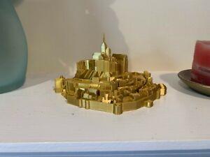 Mont-Saint Michel Model- 3D Printed