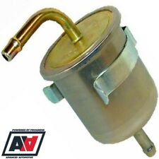 Sytec Fuel Filter & Mounting Clip 8mm Tails In & Out SSFC3120C Steel Body ADV