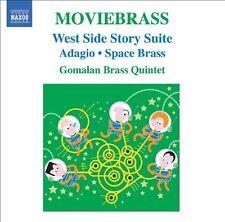 Gomalan Brass Quintet - Moviebrass [New CD]