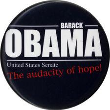 2004 Barack Obama Illinois U.S. Senate Campaign Button (5289)