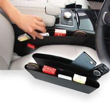 2Pcs Car Auto Vehicle Seat Slit Storage Box Catcher Holder Pocket Organizer New