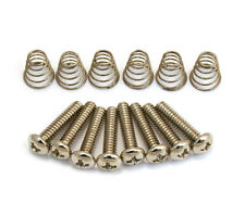 Nickel Pickup/Switch Screws/Springs for Fender Stratocaster/Strat® GS-0007-001