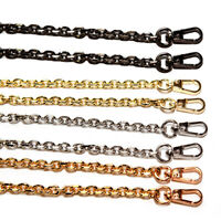 Metal Chain Strap Replacement Handle Shoulder Crossbody For Purse Bag Handbag US