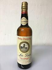 Pedro Domecq La Ina Fino Sherry Jerez De La Frontera 75cl 18% Vintage 1960-1970