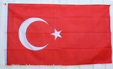 Big 1.5 Metre Republic of Turkey Flag Türkiye Cumhuriyeti Turkish