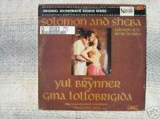 BOF SOLOMON AND SHEBA 33 TOURS FRANCE YUL BRYNNER