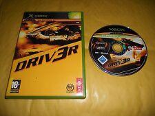 XBOX LIVE GAME-DRIVER-DRIV3R-Giochi Game Console-MULTILINGUE-ITALIANO-ITA