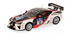 Lexus Lfa Gazoo Kinoshita 24h Nurburgring 2010 1:43 Model 437101650 MINICHAMPS
