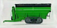 SpecCast 1:64th Scale Unverferth Dual Auger 1110 Grain Cart Green Tracks