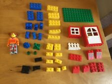 Lego Creator 4172 Tina's House With Tina Minifigure From 2001- COMPLETE