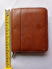 Genuine Leather Day-Timer Pda/Cellphone/Blackberry Case