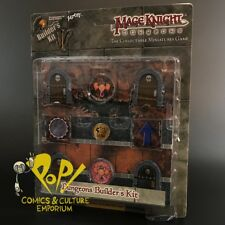 MAGE KNIGHT Dungeons DUNGEON BUILDER'S KIT WizKids Lot #51