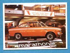 AUTO FLASH - Ed.COX - Figurina/Sticker n. 146 - DAF MARATHON COUPE -New