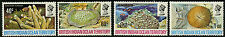 British Indian Ocean   1972   Scott # 44-47   MNH Set