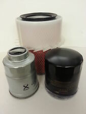 Mitsubishi Shogun Sport 2.5TD 2.5D Oil Air Fuel Filter Service kit 2000-06
