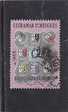 CAPE VERDE SET S. CENTENARY of PORTUGUESE STAMP   (1953)   Used