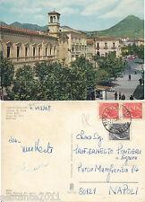 CARTOLINA RARA,  CASTROVILLARI , (COSENZA) , PALAZZO DI CITTA'