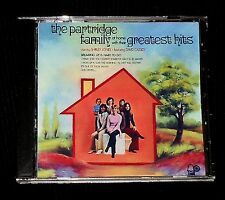 PARTRIDGE FAMILY AT HOME W/GH CD LIMITED ED 3 BONUS TRKS 2015 DAVID CASSIDY