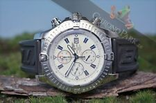 Mechanisch - (automatische) Breitling Armbanduhren aus Silikon/Gummi