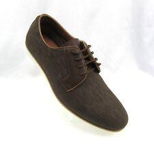 Polar Fox Men's Sneaker Style Dress Shoe Brown Size 9 Comfortable Lace Up JACE
