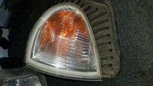 Honda Civic Del Sol 1993 1994 1995 1996 1997 OEM OE Corner Lights Park Signal