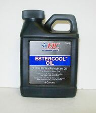 Ester 8 Ounce A/C Oil for R134a Systems