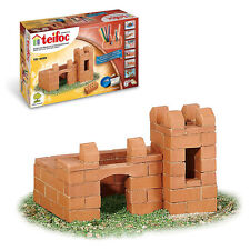 Castle / Pen holder Teifoc Brick & Mortar Construction Building Toy TEI 4000