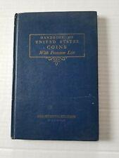 Handbook Of United States  Coins 1961