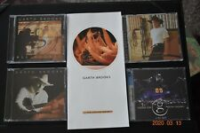 GARTH BROOKS The Limited Series 2005 Box Set 4 CD Double Live, Sevens, Sessions