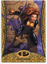 2014 UD Marvel Premier Base Card #20  (151/199) - Kitty Pride