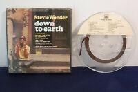 Stevie Wonder, Down To Earth, Tamla TM 272, 4 track 3.75 IPS Reel To Reel, Soul