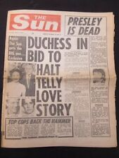 1951-1980 Era Collectable Newspapers