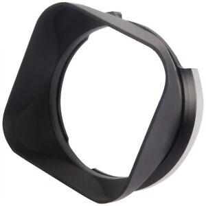 Bay III 3 Metal Lens Hood For Rolleiflex 2.8E 2.8F 2.8C 2.8D 2.8GX 2.8FX 2.8Tele