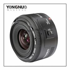 YONGNUO YN35mm F/2 Lens Wide-angle Large Aperture Fixed Auto Focus Lens Fr Canon