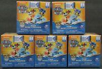 Nickelodeon Paw Patrol Mini Figures Blind Box Series 4 Lot of 5, NEW