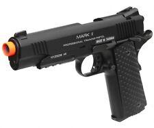 KWA Full Metal PTP M1911 MK II NS2 Gas Blowback Pistol Airsoft Gun