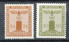 Reich Dienst 163 - 164 postfris
