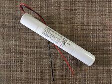 Yuasa Emergency Lighting Battery Pack 4.8V 4 Cell KRMT33/62 4DH4-0L4 HIGH TEMP D