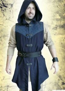 Scoundrel Vest - Costume for LARP and Medieval Cosplay