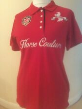 Horse Couture ladies polo shirt, Clearance Sale last few items half price
