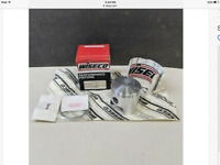 1978-83  Can-Am 250 Wiseco Top End Engine Cylinder Piston Kit - 060 over