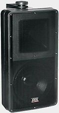 "MTX AW82B 8"" 2-way All-weather Speaker Black"