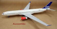 Gemini 200 mould JC Wings 200 SAS Scandinavian Airlines  A330-300 1:200