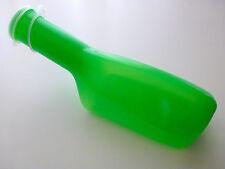 2x Urinflasche-Farbige-Urinflaschen in Grün