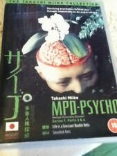 MPD - Psycho Series 1 - Parts 3 And 4 - The Life Constructed In Double Spiral /