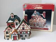 Lemax Collection - High Peaks Ski Lodge - Vail Village Christmas - no lights