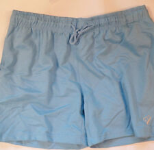 Rucanor Sky Blue Catlin Exercise Short Size Small Running Gym Exercise  #25L90