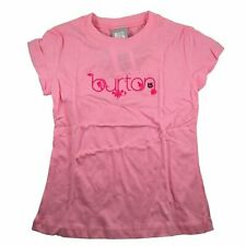 Burton Girls Delphi Tee Shirt T-Shirt Pink - Small - New w/ Tags!